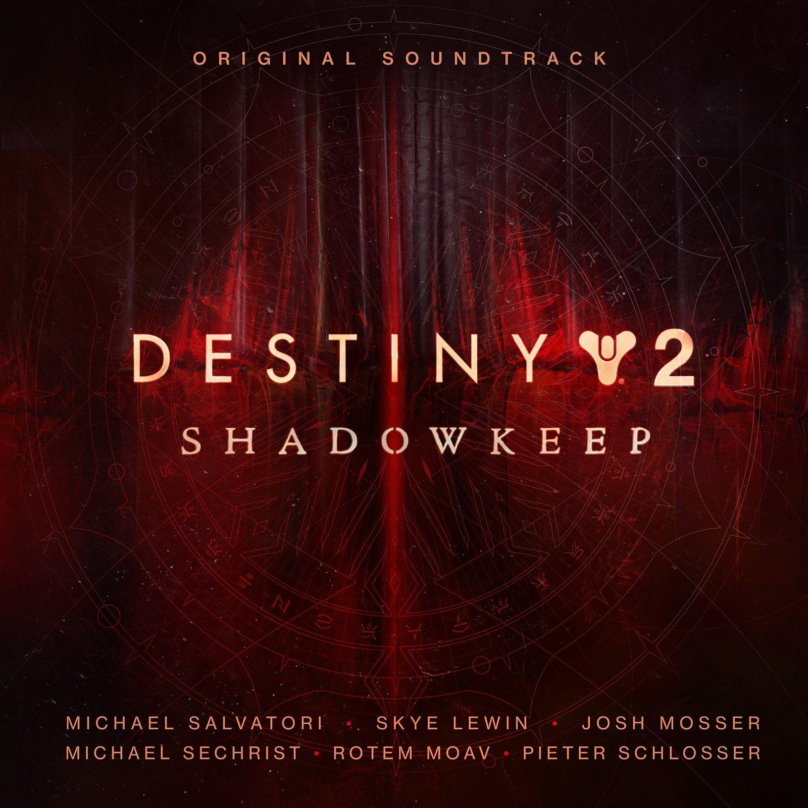 Destiny 2: Shadowkeep Original Soundtrack Digital Edition