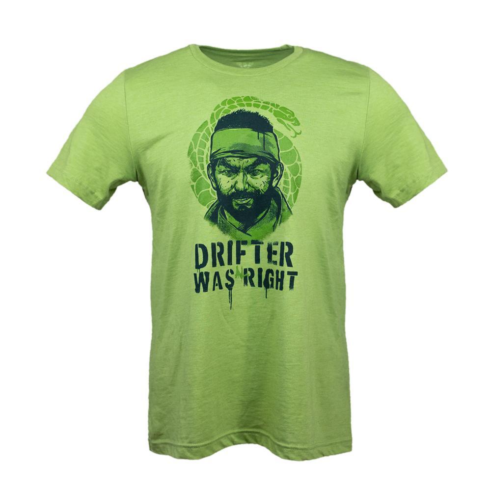 Drifter Was (Al)Right T-Shirt