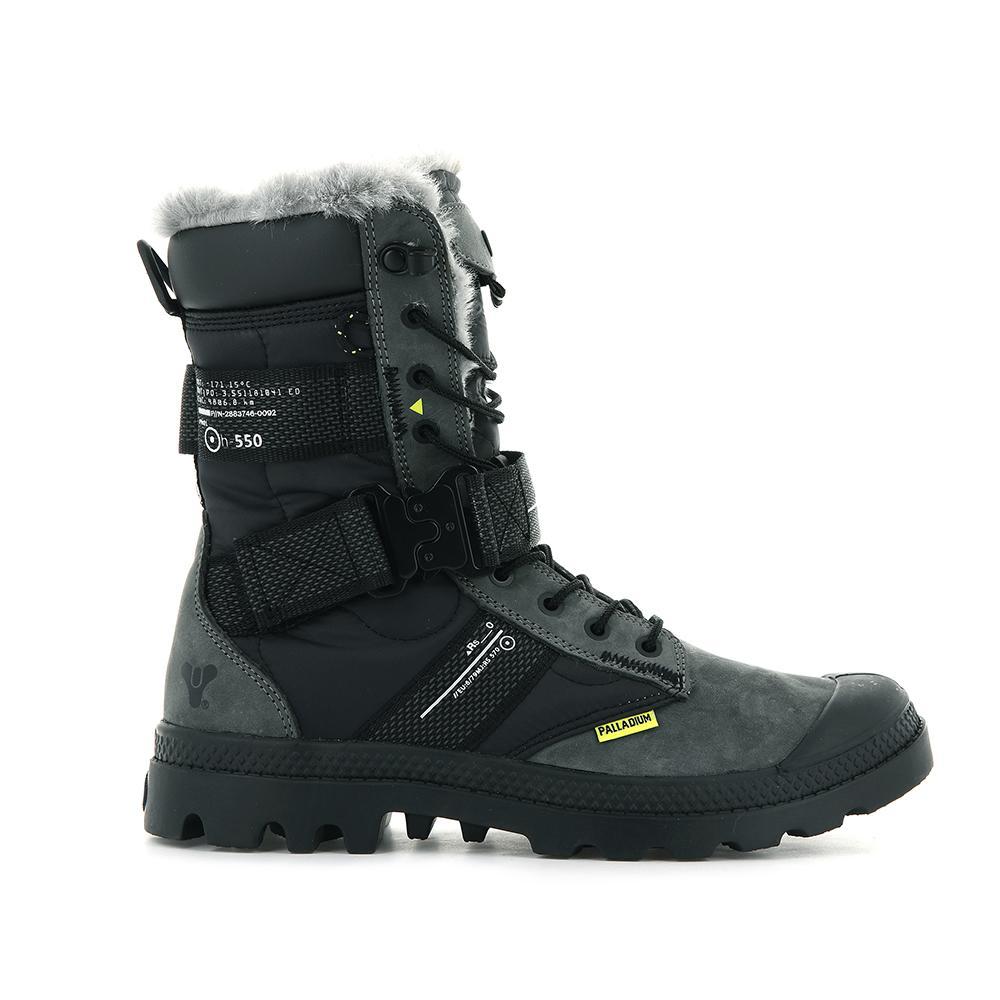 Destiny X Palladium Pampa Europa Tactical Boots