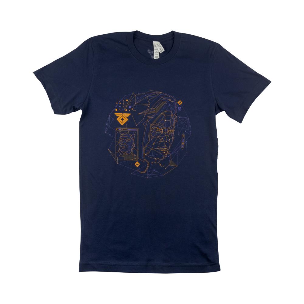 AI-COM/RSPN: SCAN T-Shirt