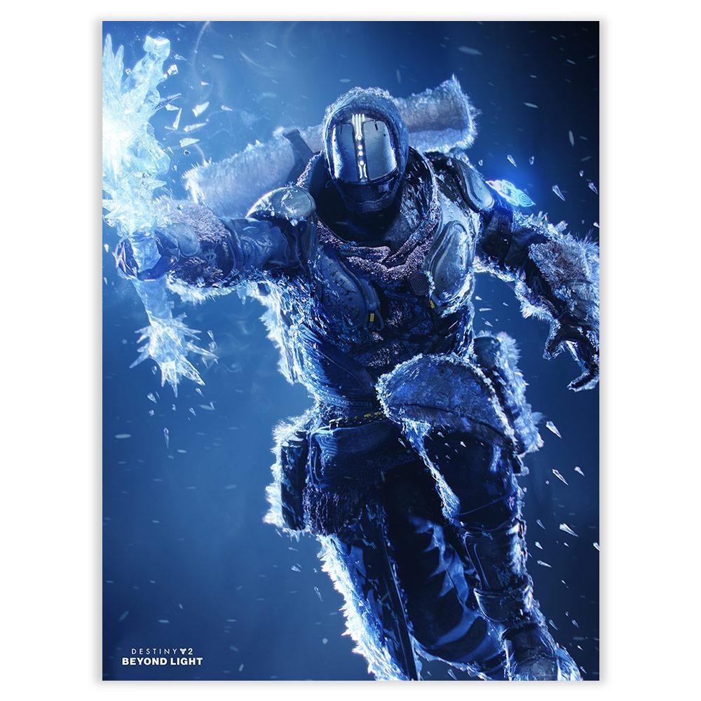 Warlock Shadebinder Poster