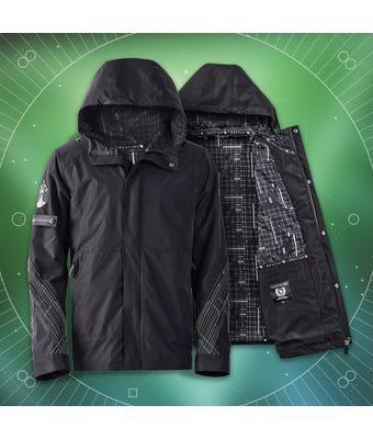 Bungie Rewards 2021 Vault Of Glass Raid Jacket