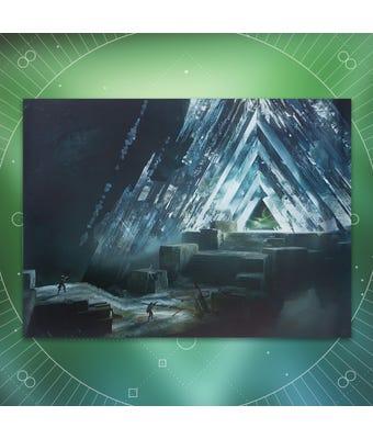 Bungie Rewards 2021 Vault Of Glass Art Print