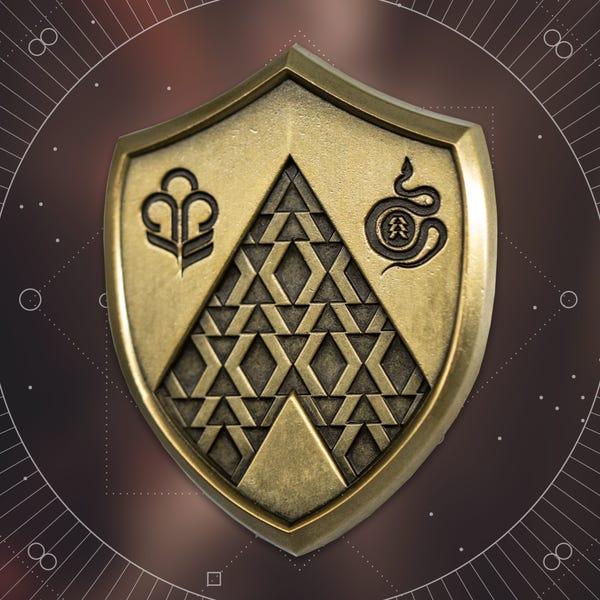 Bungie Rewards Guardian Games Hunter Gold Medal Pin