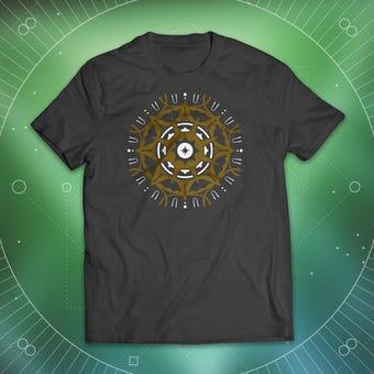 Bungie Rewards Solstice of Heroes T-shirt