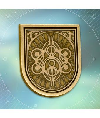Bungie Rewards - Realmwalker Seal Collectible Medallion Pin