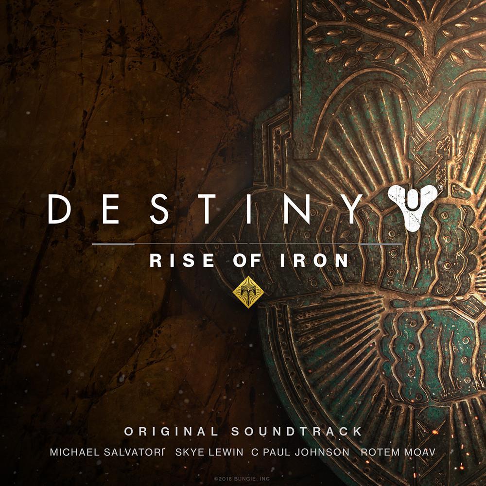 Destiny: Rise Of Iron Original Soundtrack Digital Edition